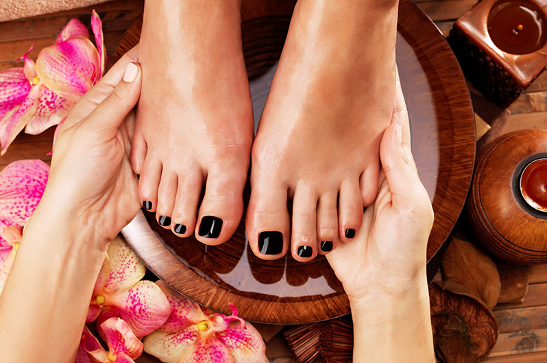 Vivo Salon and Spa Pedicure Services